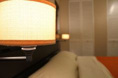 Great cheap wall mounted bedside lamps!
