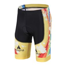 Cheap cycling gel padded shorts, Buy Quality cycling gel pad directly from China padded shorts Suppliers: Cycling GEL Padded Shorts Men Bicycle Short Tights Bike Bottoms With Pad Large MILOTO Yellow Padded Shorts, Cycling Bib Shorts, Bike Wear, Shorts With Tights, Yellow Black, Color Black, Lycra Spandex, Sport Outfits, Men's Cycling