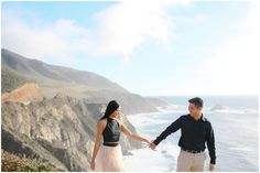 Sur Engagement Elopement Session - Julie Cahill Photography California Wedding and Portrait Photographer Carmel Valley, Monterey Bay, Big Sur, Portrait Photographers, Engagement Session, Grand Canyon, Bixby Bridge, Wedding Photography, Backyard
