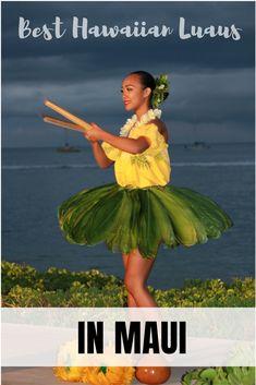 Maui Luaus: 6 of the Best Hawaiian Luaus on the Island Must Do In Maui, Maui Luau, Hawaiian Luau, Maui Hawaii, Hawaiian Islands, Hawaiian Parties, Old Lahaina Luau, Hula Dance, Amigurumi