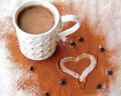 Simple Ways to Stay Healthy: Warm Cocoa is Good for You