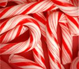 Candy Cane Tea: It's good warm with a splash of milk. Best tea to drink when you're inside and the snow is falling. :)