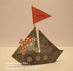20 Idees De Pirate Origami Origami Enfant Poissons En Origami