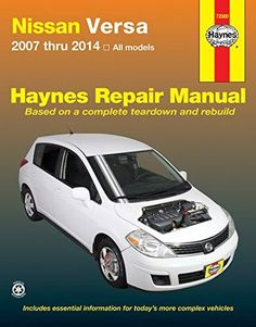 Chrysler caravanvoyagertowncountry 1996 2002 repair manual nissan versa 2007 thru 2014 all models haynes repair manual fandeluxe Image collections
