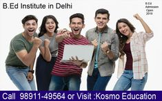 B. Ed institute in Delhi offers the students pertinent direction and support required to be a B. Ed professional or rather say, a better teacher.