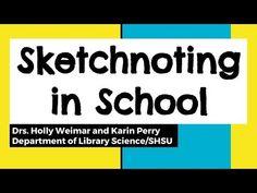 Sketchnoting In School website...links, resources, tools, information