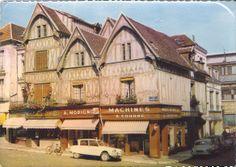 Auxerre, Maison du XVIe siècle