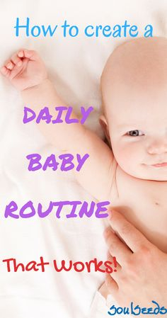 How to create a daily schedule transitioning from the newborn stage to 12 months, including a 3 nap and 2 nap routine, plus a bedtime routine for healthy sleep.