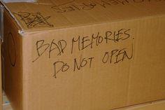 ¿que hacemos con los malos recuerdos?