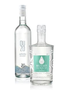 Authentia Foods on Packaging of the World - Creative Package Design Gallery Like the illustration of the boat on the water. Fits the concept well. Beverage Packaging, Bottle Packaging, Packaging Ideas, Grey Goo, Jar Labels, Wine And Beer, Bottle Design, Packaging Design Inspiration, Vodka Bottle