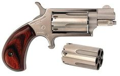 """North American Arms 22 Combo, 1 1/8"""", 22LR & 22MAG Cylinders"""