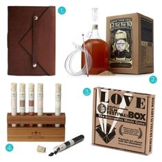 Curbly Gift Guide: 20 Awesome Manly Gifts for Father's Day