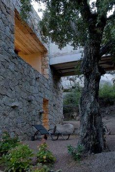 villa à sainte-lucie de porto vecchio, l'île de corse