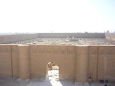 Great Mosque of Al-mutawkkil. Samarra city, Iraq