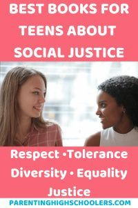 Best social justice books for teens -great books at all levels. Picture books, young adult and adult, including a couple of books about the Tulsa Massacre. There are so many lessons that we all need to learn still today... Parenting Teens, Parenting Quotes, Parenting Advice, Best Books For Teens, Good Books, Birthday Party For Teens, Teen Life, Social Justice, Life Skills