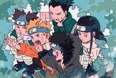 Anime Naruto, Naruto Boys, Naruto Cute, Naruto Funny, Naruto Family, Manga Anime, Naruto Fan Art, Boruto, Neji E Tenten