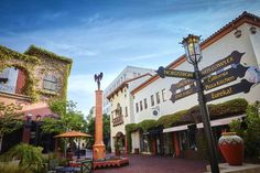 Enjoy shopping in downtown Santa Barbara's Paseo Nuevo Mall. Visit Nordstrom, shops on State Street, and fun restaurants.