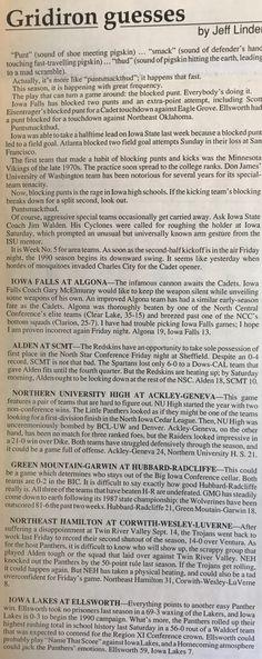1990 FOTC SCMT: Hardin County Times/Citizen