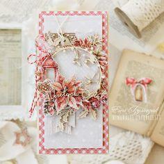 Create Christmas Cards, Christmas Wrapping, Christmas Tag, Xmas Cards, Handmade Christmas, Vintage Christmas, Christmas Crafts, Paper Cards, Diy Cards