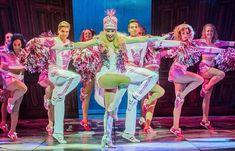 Legally Blonde The Musical at New Wimbledon Theatre Legally Blonde Broadway, Costume Hire, Blonde Aesthetic, Broadway Costumes, Cheerleader Costume, Theatre Reviews, Elle Woods, Musical Theatre, Broadway Theatre