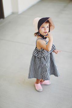 Modern Bonnet by Little Sun Hat