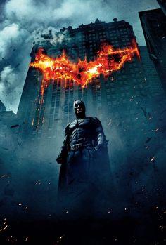 Batman - the dark knight Con: Christian Bale Regia: Christopher Nolan Batman The Dark Knight, The Dark Knight Poster, Batman Dark, The Dark Knight Rises, Batman Logo, Batman Superhero, Batman Poster, Joker Batman, Batman Film