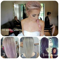 Olaplex technique and care makes changes like this possible. Hair by Kylie Kylie King, Colors, How To Make, Hair, Women, Fashion, Moda, Fashion Styles, Colour