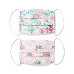 Reusable face masks are made with love from extra fabric in their favorite prints and designed per CDC recommendations on non-medical-grade mask construction.  #masks #afflink