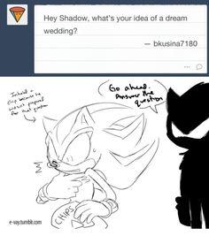 Run Shadow run!!! by E-vay
