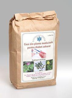 Ceai din plante medicinale pentru diabet zaharat