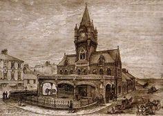 Sunderland Old Central Station