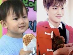 Kai is perfect daddy, doesn't he, Asher? >.<