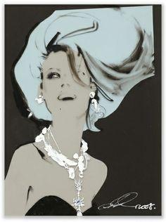 Untitled-David Downton Illustrations