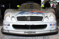 1997 Mercedes, Benz, CLK-GTR, Goodwood, Festival of Speed.