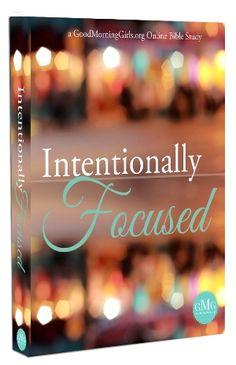 Intentionally Focused
