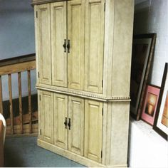 Hutch anyone!? Take this magnificent storage piece home with you today!
