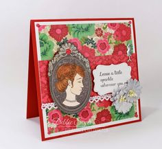 Leave a Little Sparkle by @debbiemom23cs for @therubbercafe using @mymindseyeinc  #creativeCafeKOTM #card #stamping