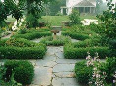 formal english garden design | Formal Garden Design and Decoration | home trend design | gardening ...