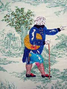 iiiinspired: toile, totally