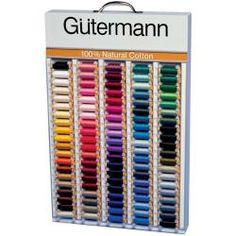 gutermann in home natural cotton thread assortment - Gutermann Thread Color Chart