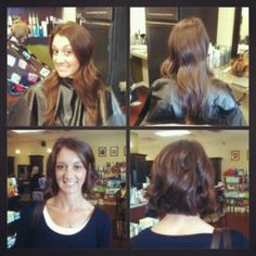 Pretty sure this is the cut for her! it frames her face perfect!  Book your appointment with Lindsey Campbell here at Wild Style Salon and Spa in Farmington Utah> 801-451-7789   Instagram: @Wildstylesalonandspa  Facebook :https://www.facebook.com/pages/Wild-Style-Salon-Spa/200100025878  Website: www.wildstylesalon.com   #wildstylesalon #lindseycampbellwildstyle
