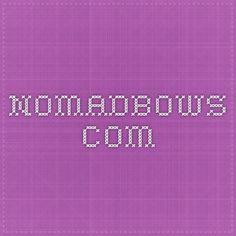 nomadbows.com