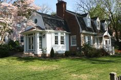Mansard Roof Design Ideas, Pictures, Remodel, and Decor - page 16