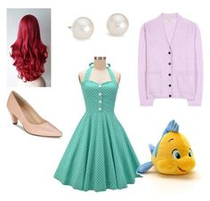 """Ariel Dapper Day"" by awk0brittany on Polyvore"