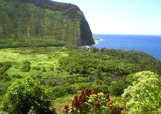 Waipi'o Valley on the Big Island of Hawaii: Photo by Donnie MacGowan Hawaii Vacation, Hawaii Travel, Vacation Trips, Vacation Ideas, Hawaii Tourism, Cheap Things To Do, Free Things, Big Island Hawaii, Hawaiian Islands