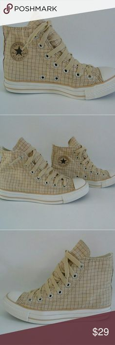 85bb677e8a91 Chuck Taylor All Star Converse High Tops Checkered Chuck Taylor All Star  Converse High Tops Check
