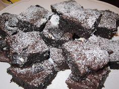brownies com bolacha oreo