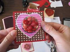 Stampin' Up Sweet Treat Cups with Catherine Pooler