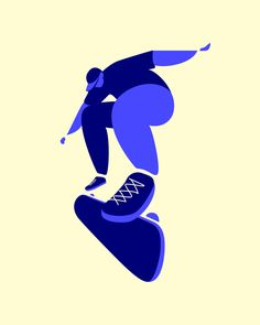 Skater by gunimation , character design is the most fun part of illustration