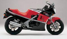 Kawasaki GPZ60R Ninja